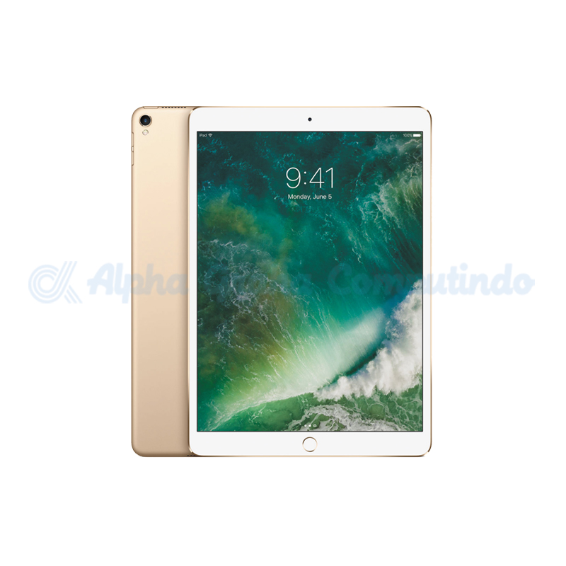 APPLE  iPad Pro 10.5 Wifi + Cell 256GB Gold [MPHJ2PA/A]