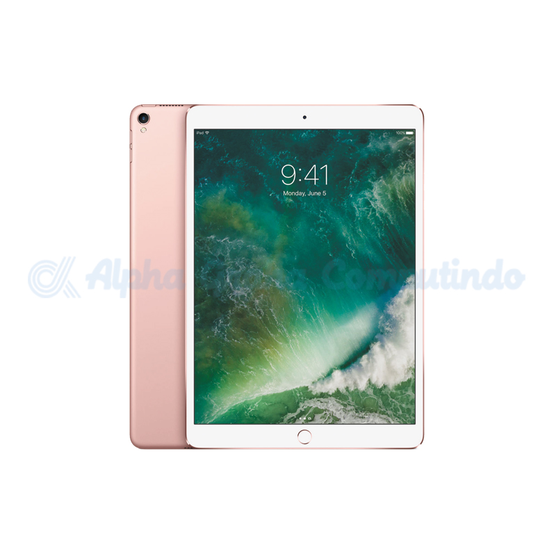 APPLE  iPad Pro 10.5 Wifi + Cell 256GB Rose Gold [MPHK2PA/A]