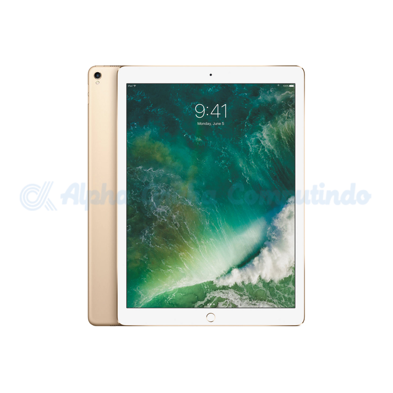 APPLE  iPad Pro 12.9 Wifi + Cell 256GB Gold [MPA62PA/A]