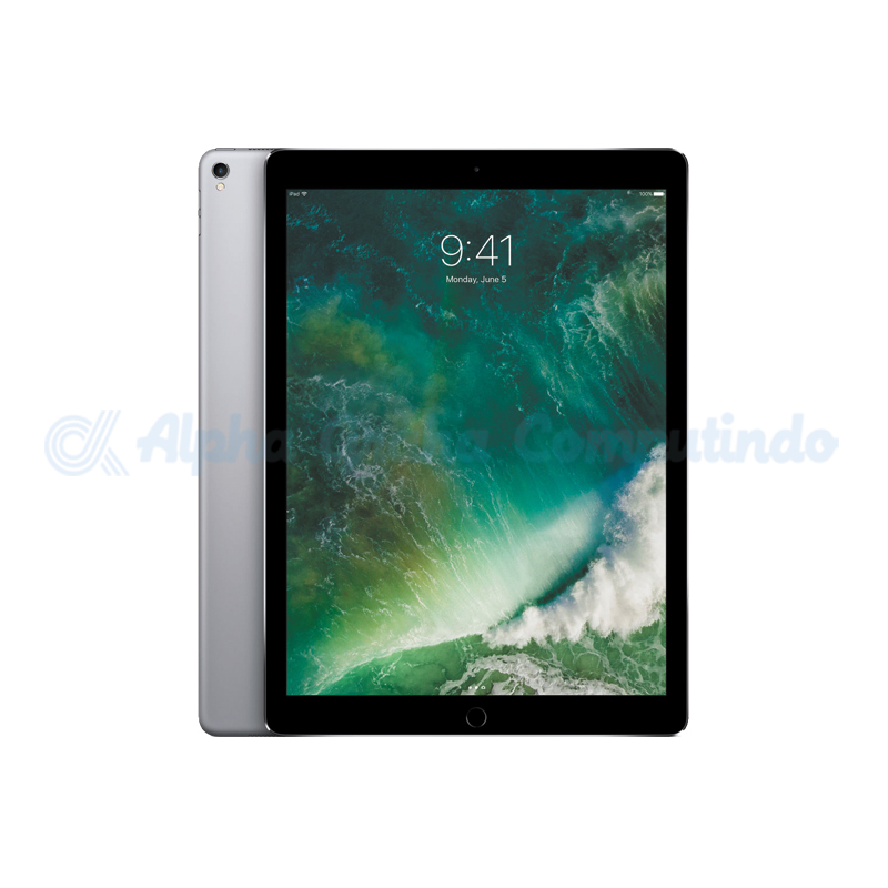 APPLE  iPad Pro 12.9 Wifi + Cell 64GB Space Gray [MQED2PA/A]