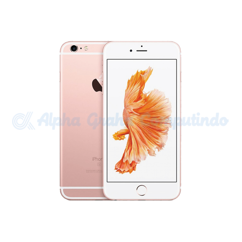 APPLE iPhone 6S Plus 32GB Rose Gold [MN2Y2PA/A]