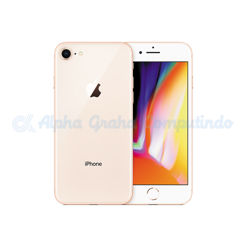 APPLE  iPhone 8 256GB Gold [MQ7E2PA/A]