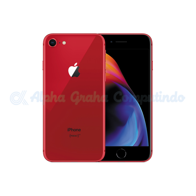 APPLE  iPhone 8 256GB Red [MRRN2PA/A]