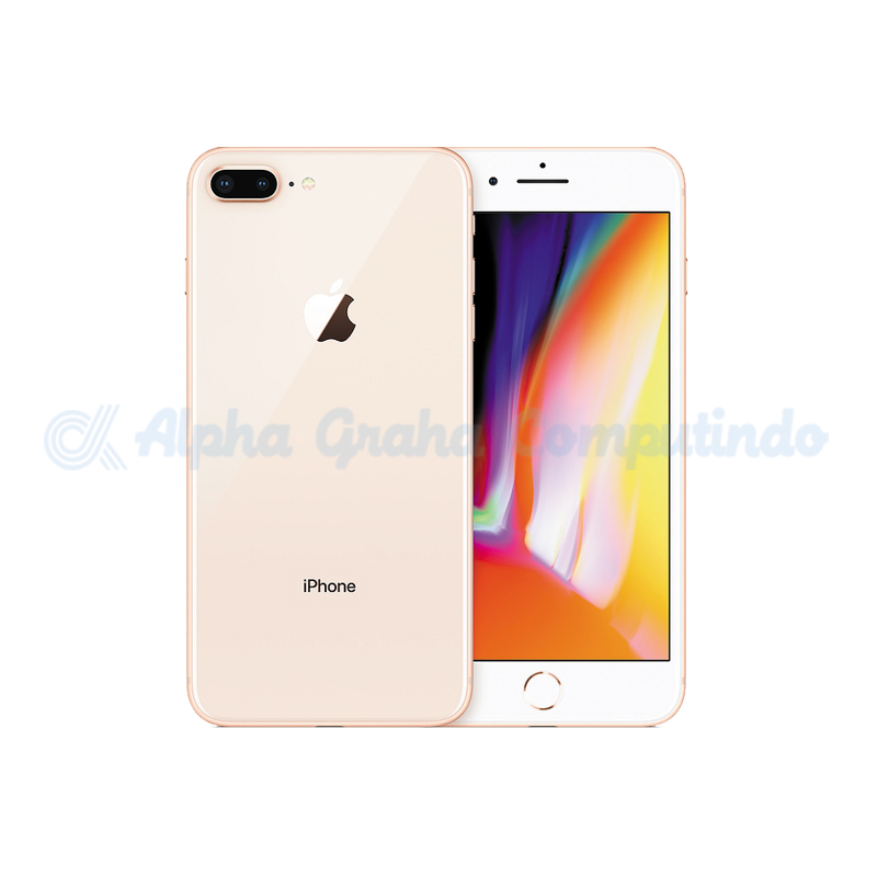 APPLE  iPhone 8 Plus 64GB Gold [MQ8N2PA/A]