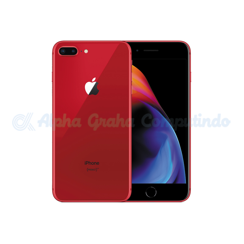 APPLE  iPhone 8 Plus 64GB Red [MRT92PA/A]