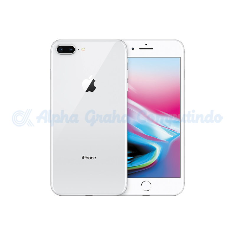 APPLE  iPhone 8 Plus 64GB Silver [MQ8M2PA/A]