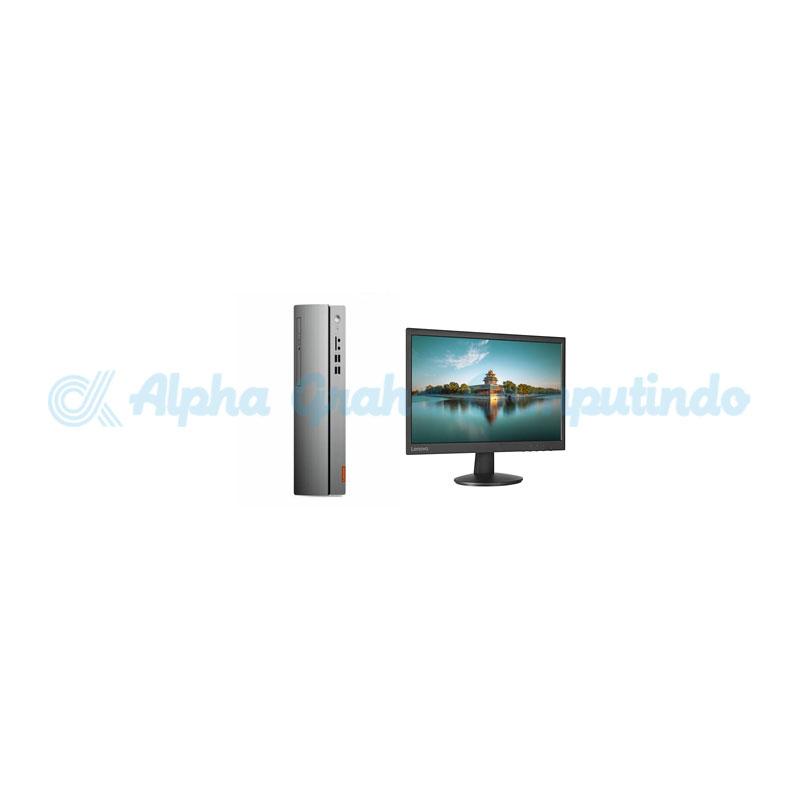Lenovo  IdeaCentre IC510-15IKL i5-9400 4GB 2TB GT730 2GB [90HU00EXID/DOS]