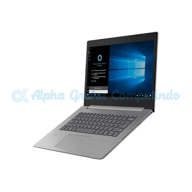 Lenovo   Ideapad 330-14IKBR i7 4GB 1TB [81G20073ID/Win10] Platinum Grey