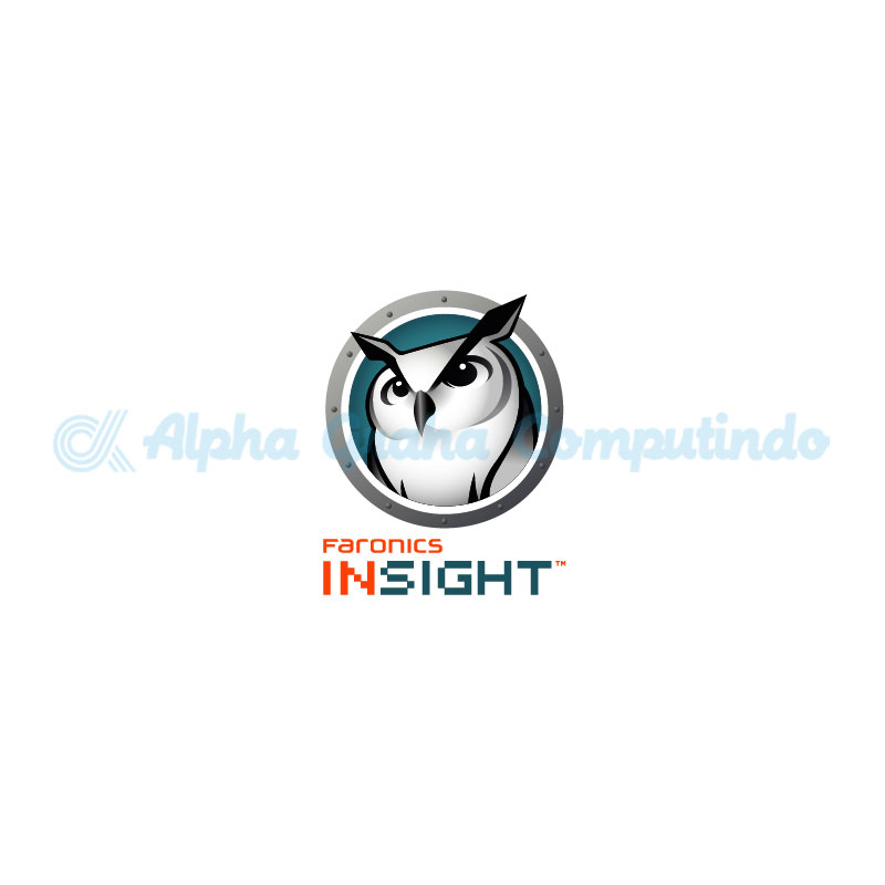 Faronics    Insight Lisensi Perpetual Single Node + Pemeliharaan (Updates) 1 Tahun