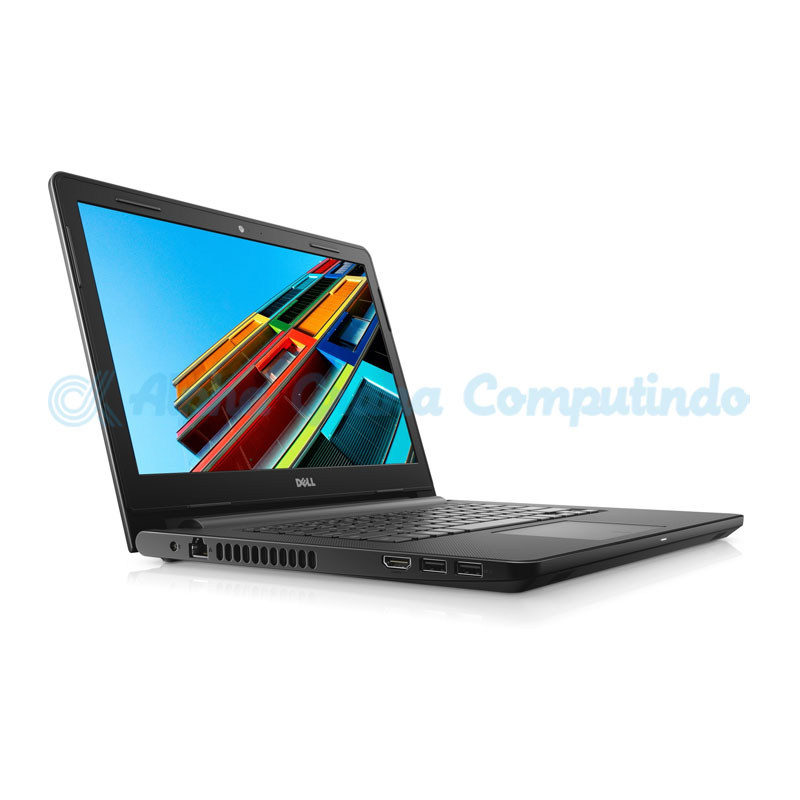 Dell Inspiron 14 3467 i3 4GB 1TB [Black/Ubuntu]