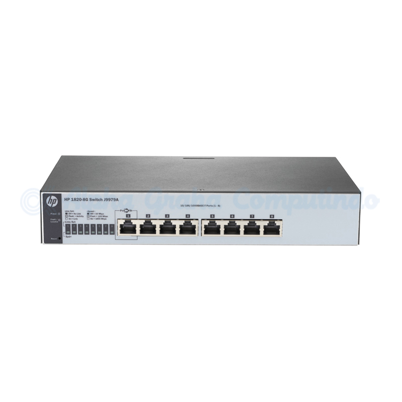 HPE 1820 8G Switch [J9979A]