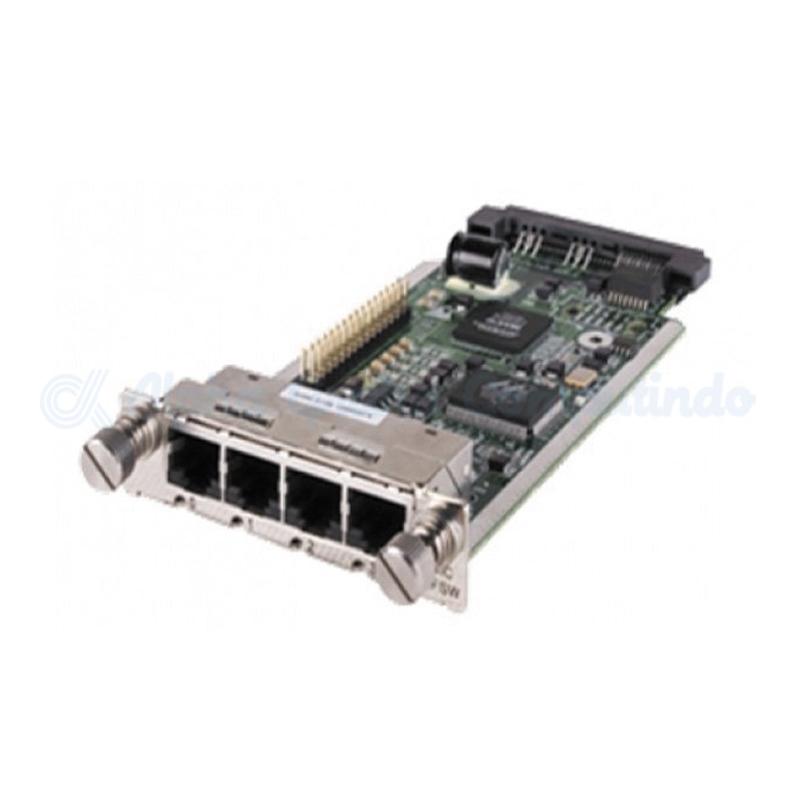 HP 4-port 10/100 SIC MSR Module [JD573B]