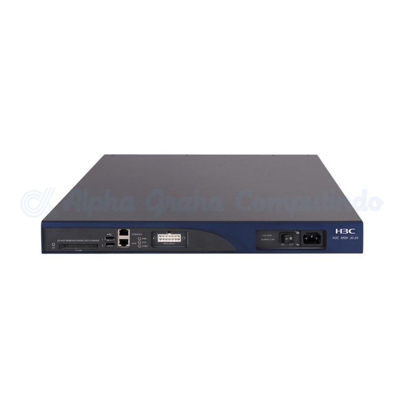 HP MSR30-20 Router [JF284A]