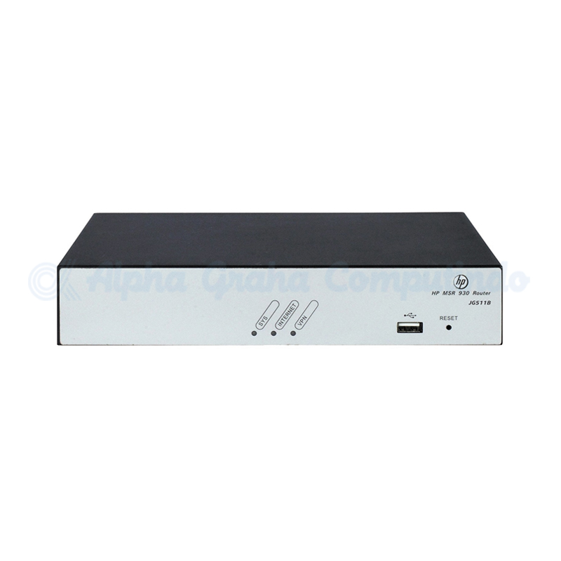 HP MSR930 Router [JG511B]
