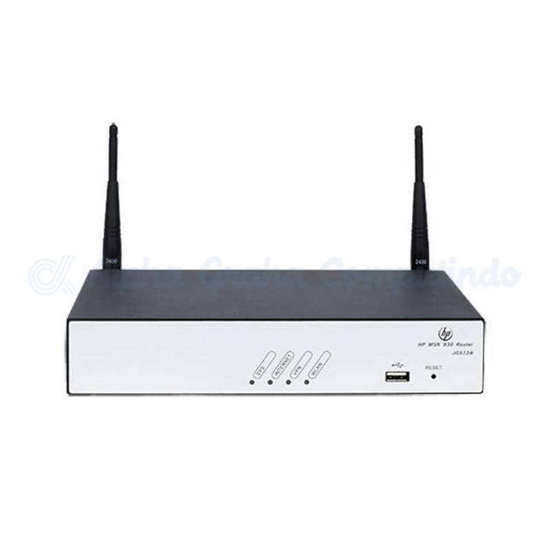 HP MSR930 Wireless Router [JG512A]
