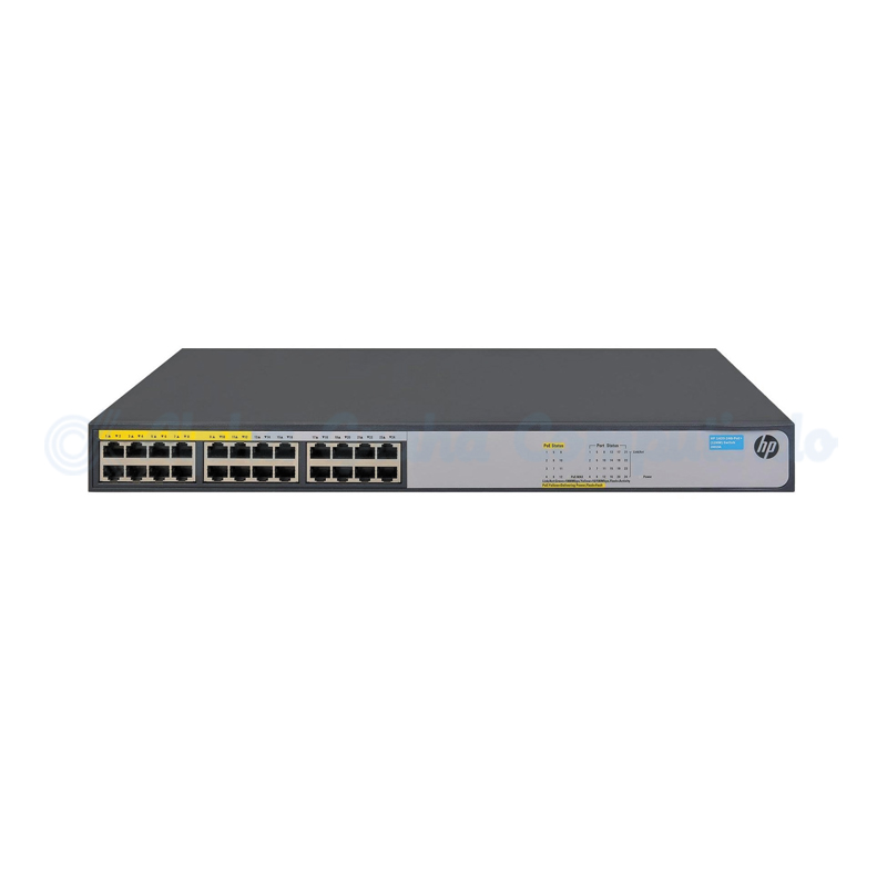 HPE 1420 24G PoE+ (124W) Switch [JH019A]