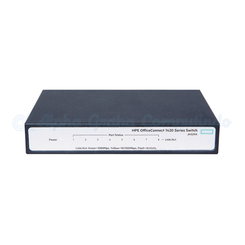 HPE 1420 8G Switch [JH329A]