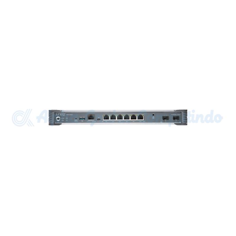 JUNIPER  SRX300 Services Gateways [SRX300-SYS-JB]