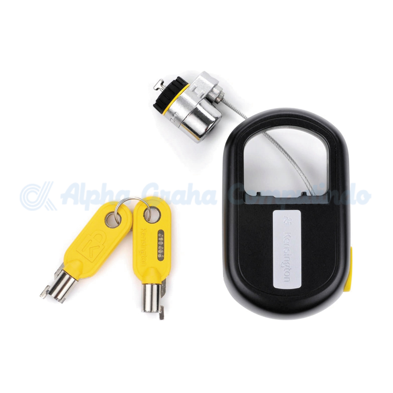KENSINGTON MicroSaver Retractable Keyed Laptop Lock [64538]