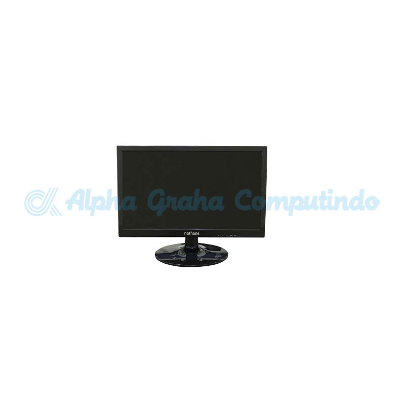 NATHANS  LED Monitor 19-Inch Slim Wide