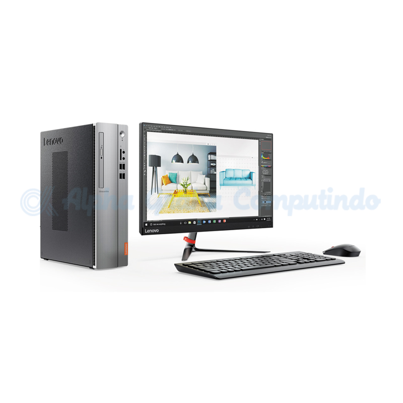 Lenovo Ideacentre 510S-08IKL G4560 4GB 1TB [90GB00LCID/Win10]