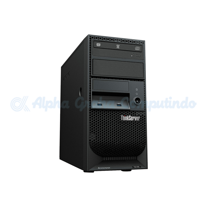 Lenovo  ThinkServer TS150 E3-1225v6 8GB 1TB Tower [70UBS00F00]