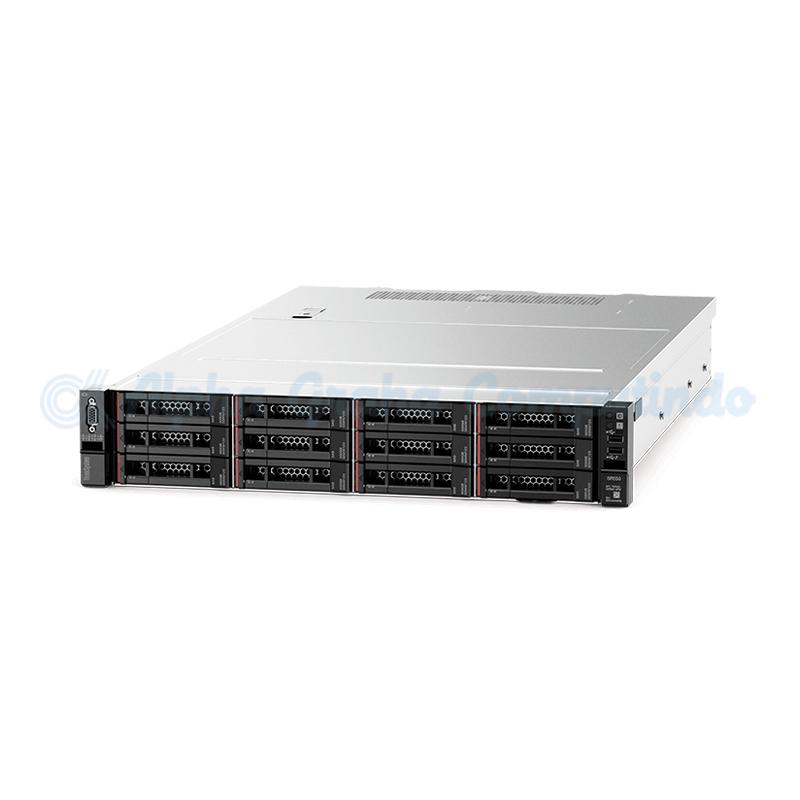 Lenovo  ThinkSystem SR550 Xeon Silver 4114 10C 8GB 300GB Rack 2U [7X04A008SG]