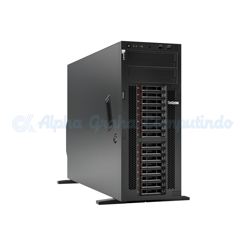 Lenovo  ThinkSystem ST550 Xeon Gold 5115 10C 8GB O/Bay 4x 3.5in HS SAS/SATA HDD Tower [7X10A003SG]