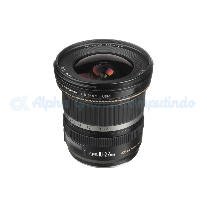 Canon   Lens EF-S 10-22mm f3.5-4.5 USM