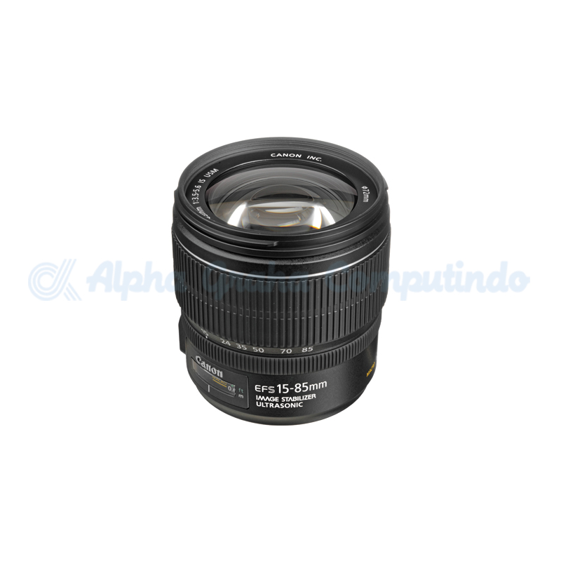 Canon   Lens EF-S 15-85mm f3.5-5.6 IS USM