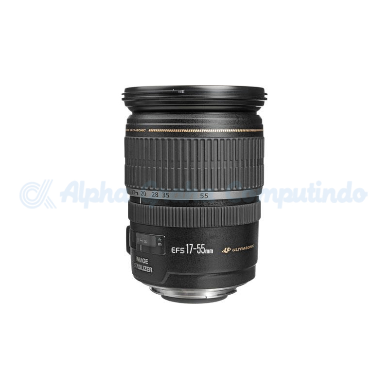 Canon   Lens EF-S 17-55mm f2.8 IS USM