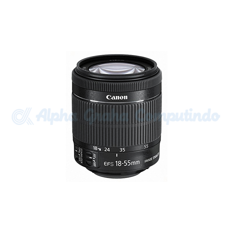 Canon   Lens EFS 18-55mm f/3.5-5.6 IS STM
