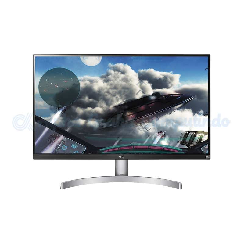 LG  27-inch Ultra HD (4K) Monitor with HDR [27UK600]