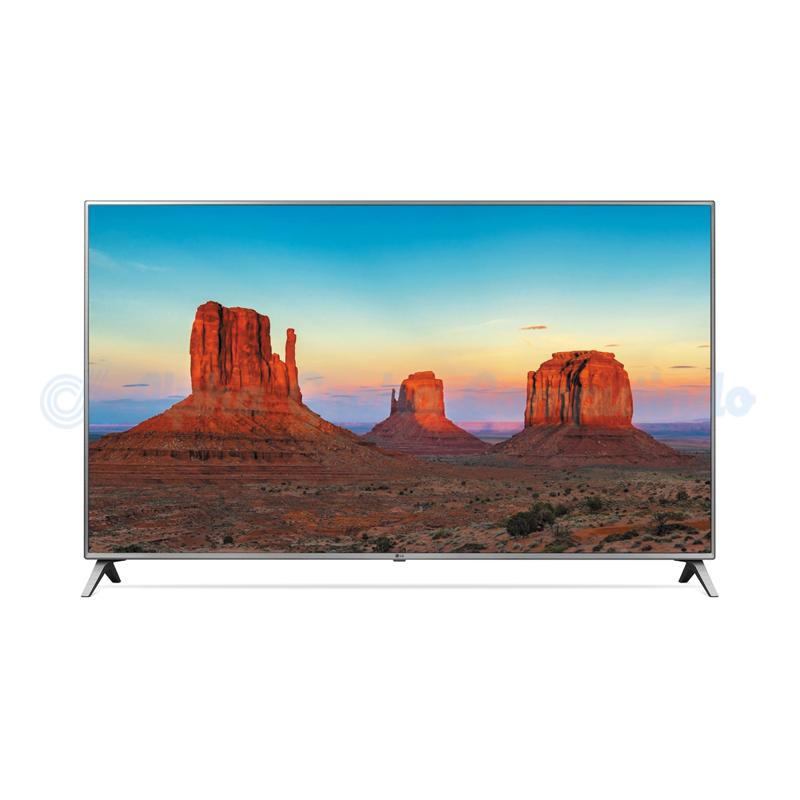 LG  75-inch Ultra HD TV - AI ThinQ [75UK6500PTB]