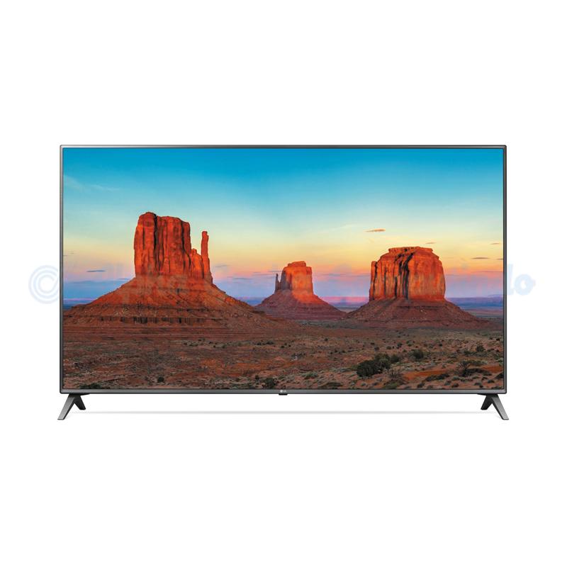 LG  43-inch Ultra HD TV - AI ThinQ [43UK6500PTC]