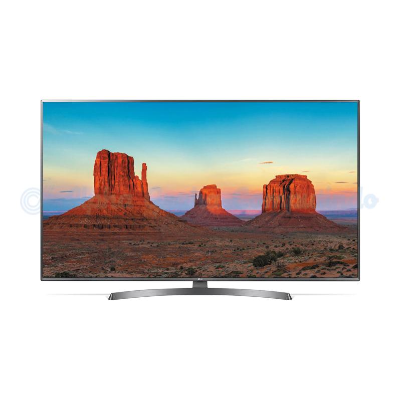 LG  65-inch Ultra HD TV - AI ThinQ [65UK6540PTD]