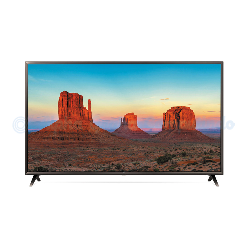 LG  43-inch Ultra HD TV - AI ThinQ [43UK6300PTE]