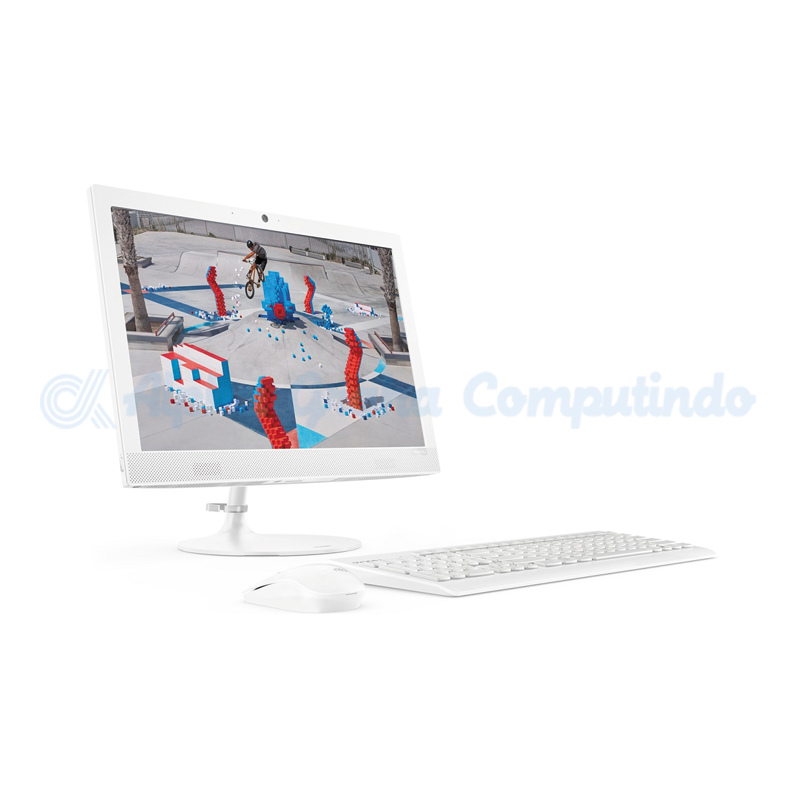 Lenovo  Ideacentre AIO 330-20AST E29000 4GB 500GB [F0D8001GID/Win10 Home] White