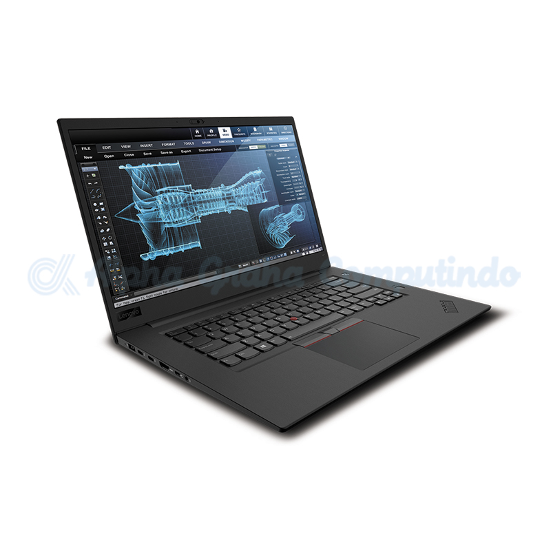 Lenovo  ThinkPad P1 Mobile Workstation E-2176M 16GB 512GB Nvidia Quadro P2000 Fingerprint [20MDA002ID/Win10 Pro]
