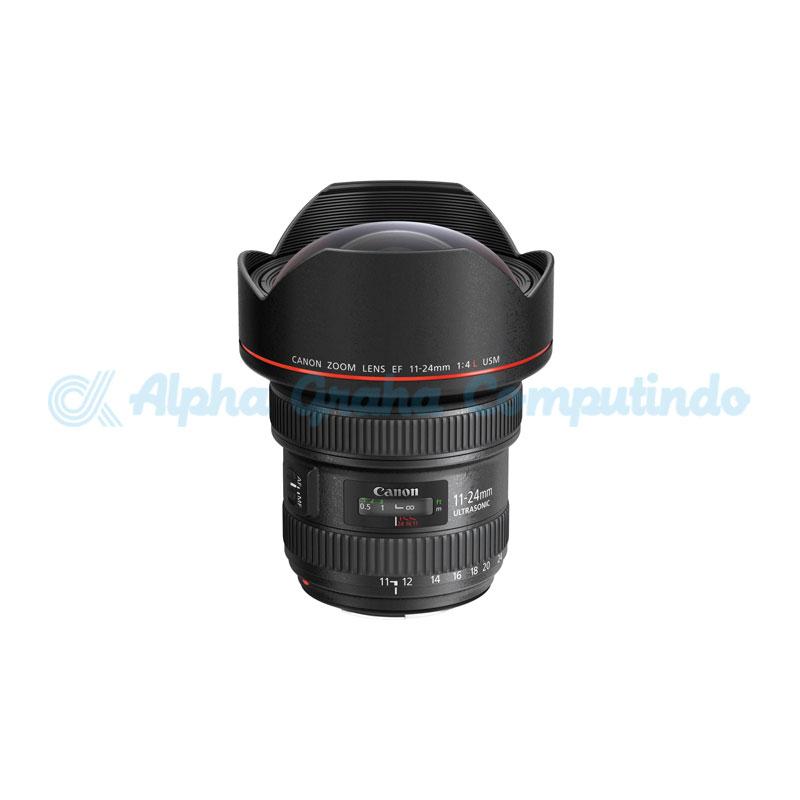 Canon  Lens EF 11-24 F/4.0 L USM