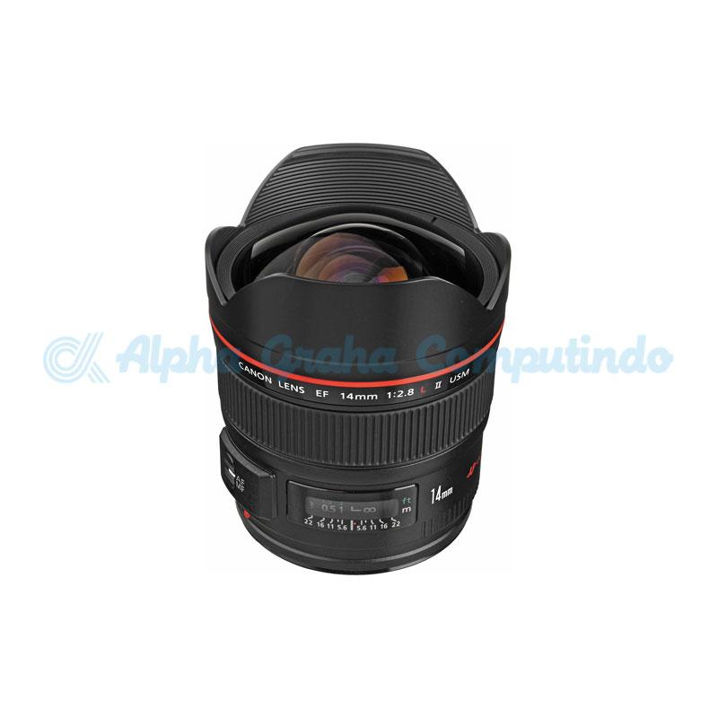 Canon    Lens EF 14 f/2.8L II USM