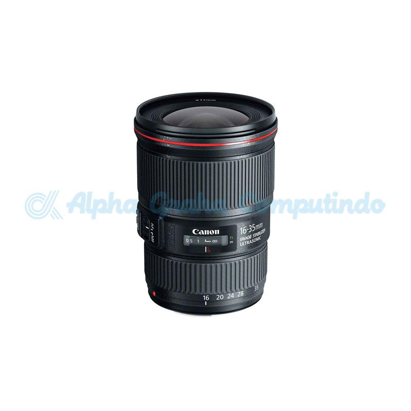 Canon  Lens EF 16-35mm f/4 L IS USM