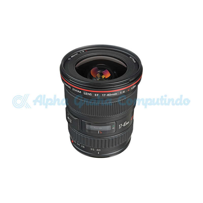 Canon  Lens EF 17-40MM F4.0 L USM