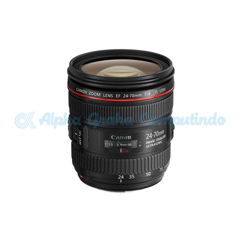 Canon  Lens EF 24-70mm F/4L IS USM