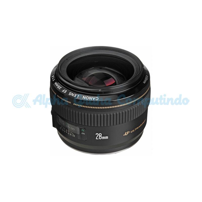 Canon  Lens EF 28mm f1.8 USM