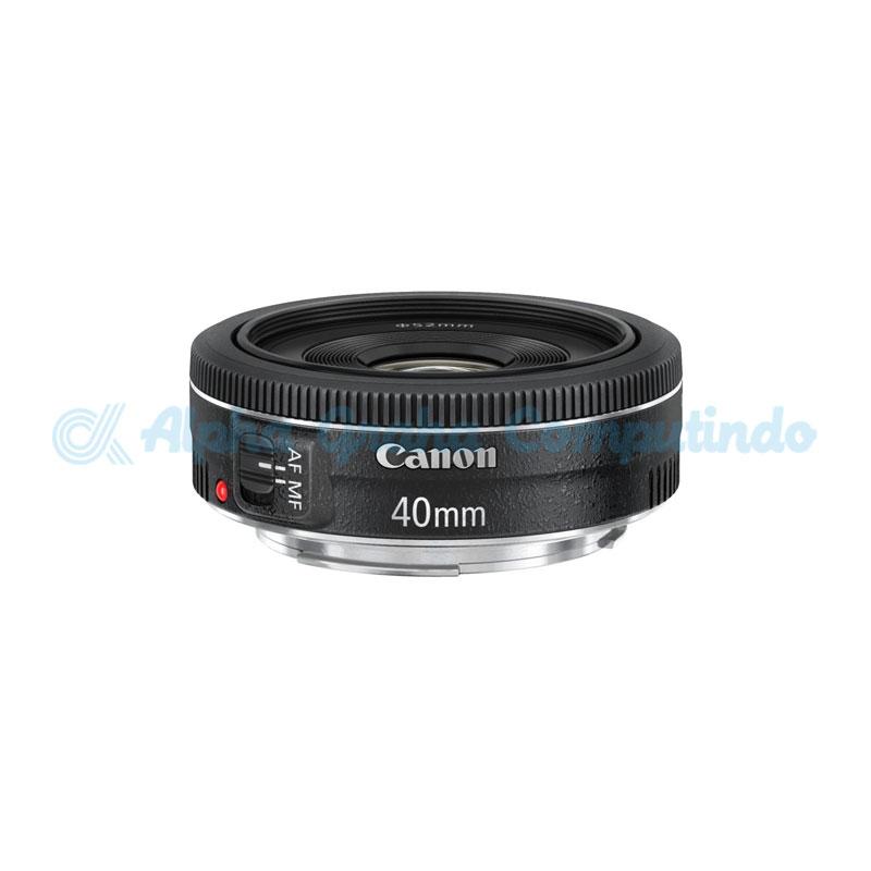 Canon  Lens EF 40mm f/2.8 STM