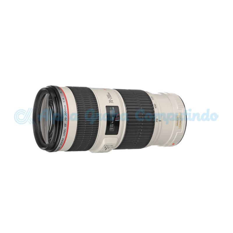 Canon  Lens EF 70-200 f4.0 LU