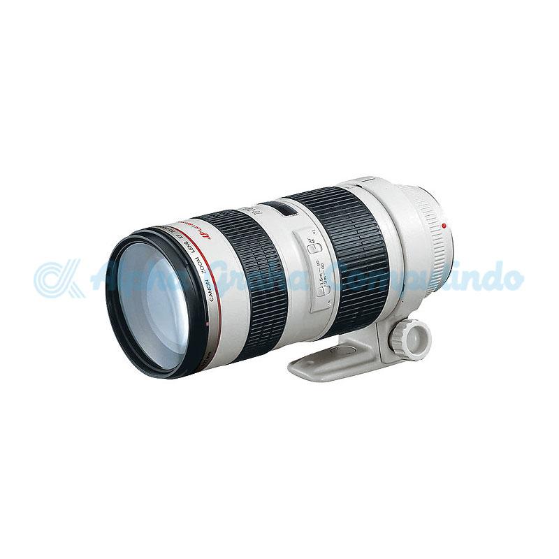 Canon  Lens EF 70-200mm f2.8 LU