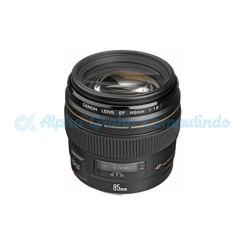 Canon  Lens EF 85 f1.8 USM