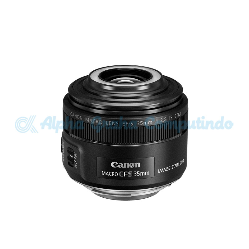 Canon  Lens EF-S 35mm f/2.8 Macro IS STM